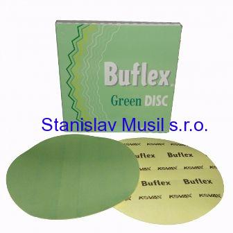 Br. kotouč Buflex Green Stick (samolep.)152 mm P2000, 25 ks