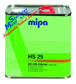 Mipa 2K HS25 tužidlo normal 2,5 ltr